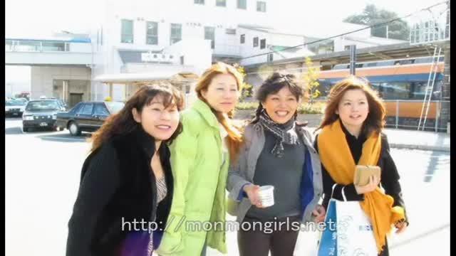 温泉混浴ツアー★乱交パーティー・スワップ